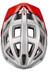 KED Crom Helmet grey red matt
